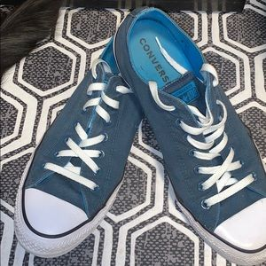 Converse low tops size 12